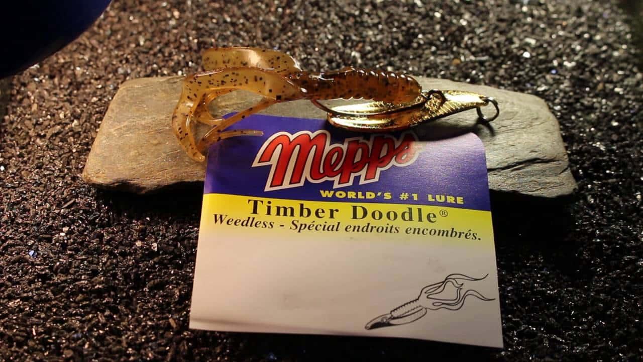 Mepps Timber Doodle