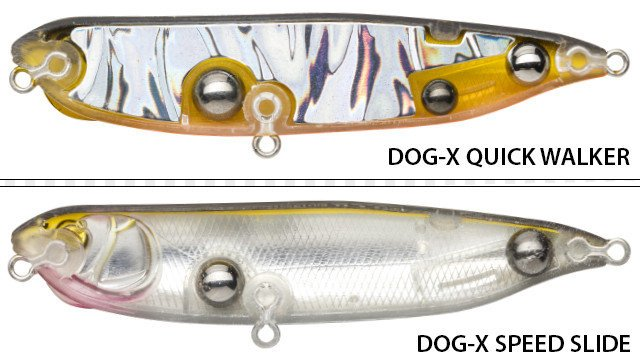 Megabass Dog-X Speed Slide