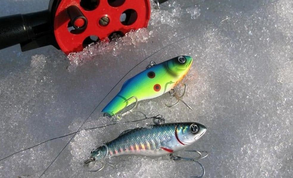 Зима и рыба