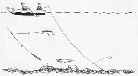 Как ловить на тирольскую палочку, оснастка и монтаж тирольки своими руками
