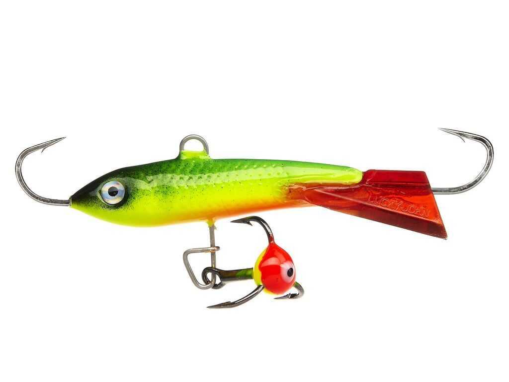 Зимняя рыбалка на балансир: как выбрать уловистые, как ловить и подготовить удочки