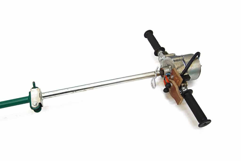 Как выбрать электробур для зимней рыбалки и сделать своими руками электрический бур