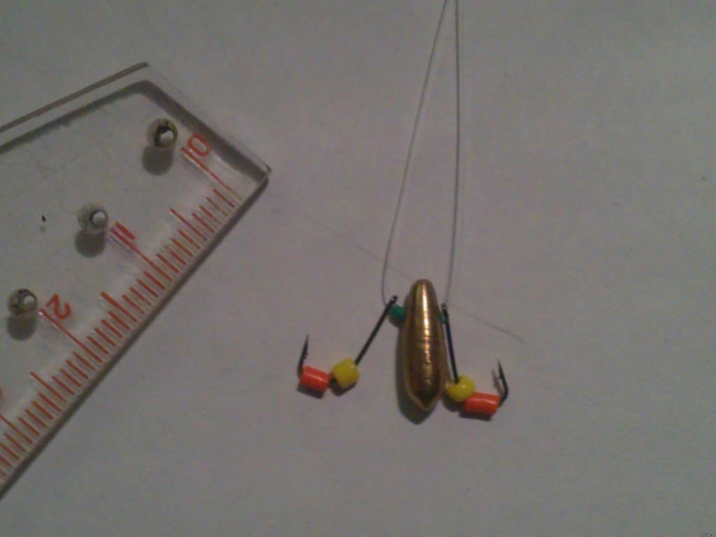 Микробалда для зимней рыбалки: как ловить и изготовление своими руками