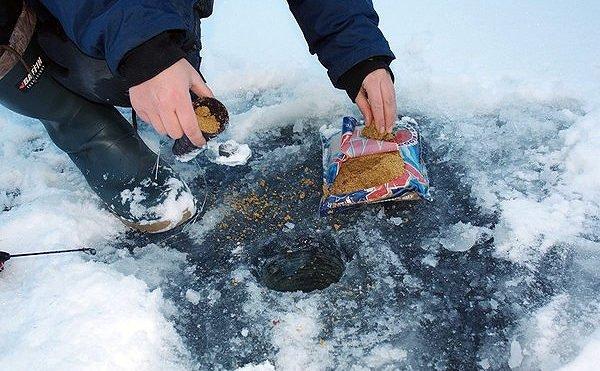 Кормушка для зимней рыбалки на течении: что купить и как сделать своими руками