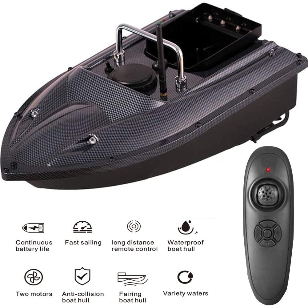 Как выбрать прикормочный кораблик для рыбалки и сделать своими руками