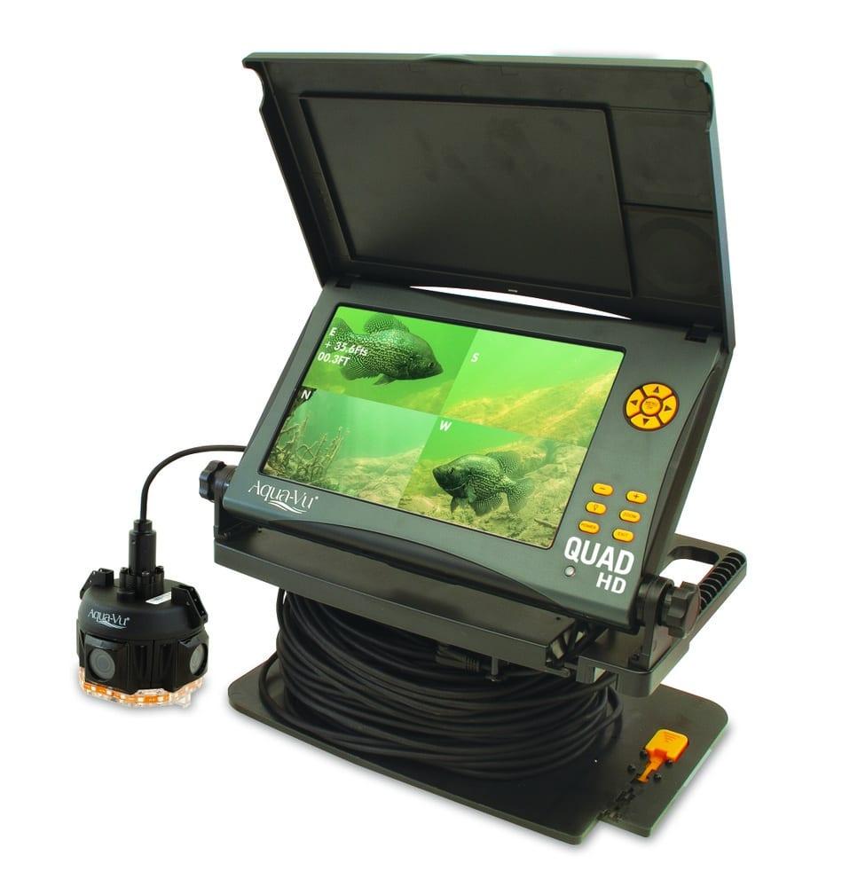 Как выбрать подводную видеокамеру для зимней рыбалки: характеристики и цены