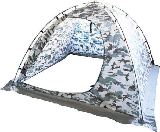 Выбор лучших зимних палаток для рыбалки: популярные виды и рейтинг 2021 года