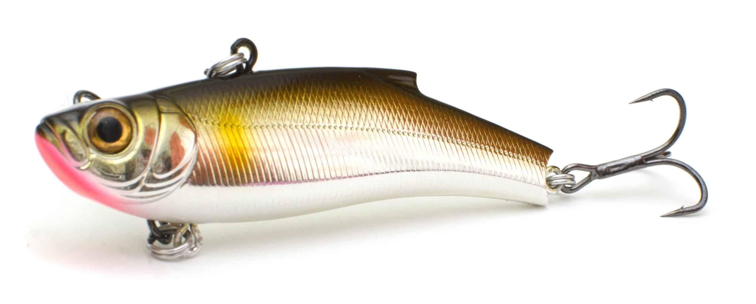 Ловля судака на ратлины зимой: техника ловли, лучшие модели ратлингов