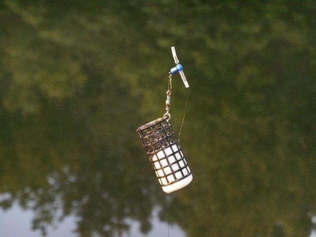 Что нужно знать про фидерные рыболовные кормушки: виды, фото, изготовление