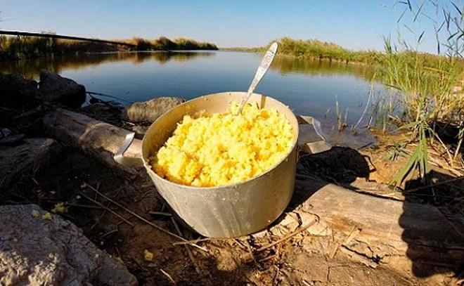 Как варить пшено для рыбалки на мастырку и для прикормки: рецепты и советы