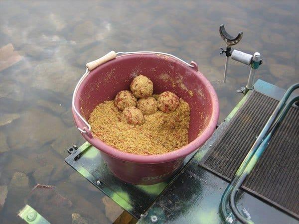 Лучшая прикормка для рыбы весной, летом, осенью и зимой