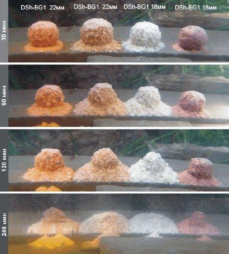 Как сделать пылящие бойлы и как на них ловить