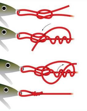 Как связать плетенку с плетенкой между собой - лучшие узлы с фото и видео