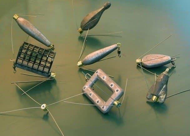 Фидерные кормушки для сильного течения - как выбрать и как использовать