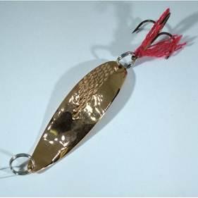 Ловля на блесны осенью, выбираем и применяем колебалки и вертушки