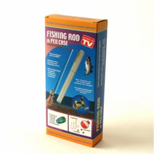 Карманная удочка Fish Pen: обзор, цена и отзывы
