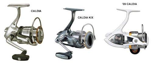 Катушка безынерционная Daiwa Caldia 2500: обзор линейки, технические характеристики, отзывы