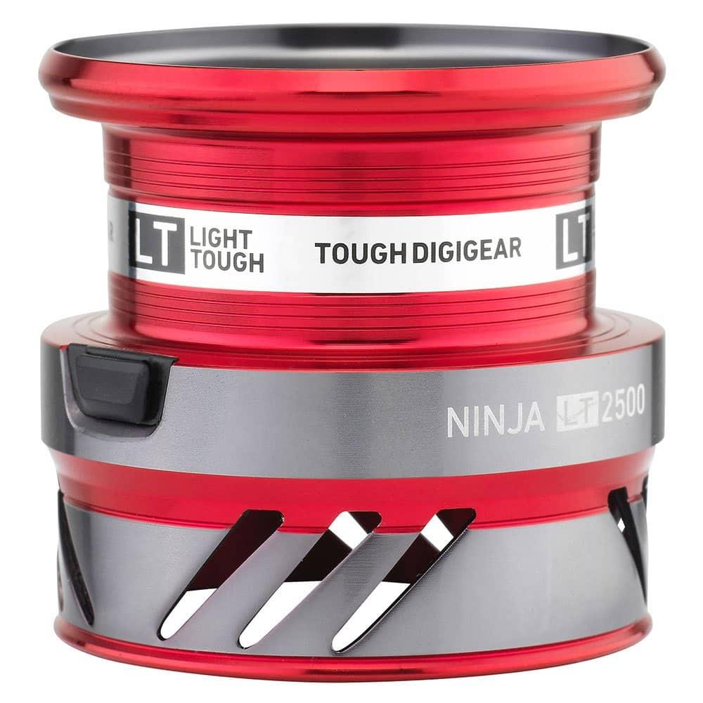 Катушка Daiwa 18 Ninja LT 2500: обзор, технические характеристики, отзывы