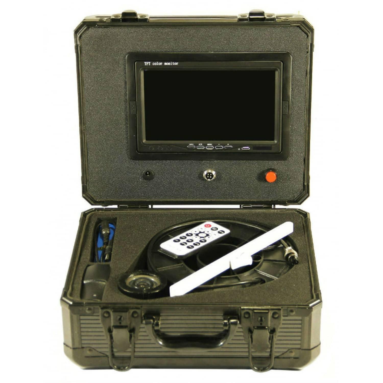 Подводная камера для рыбалки ЯЗЬ-52: обзор и отзывы