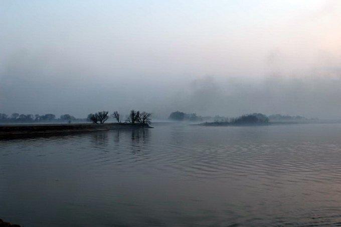 Рыбалка на Ахтубе осенью в сентябре, октябре и ноябре